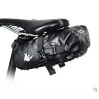 黑色包坐垫包全防水自行车尾包鞍座包公路山地单车后座包骑行工具袋