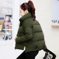 羽绒服女短款冬季外套2018新款轻薄面服女韩版学院风羽绒袄学生