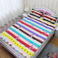 ???学生宿舍床垫床褥子单人寝室上下铺0.9m加厚垫被1.0米1.2m可折叠 花色混批
