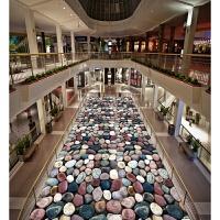 欧式走廊地毯过道家用防滑长条地毯可裁剪客厅进门地垫门垫定制
