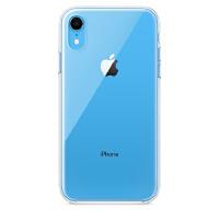苹果XR透明手机壳iPhoneXR手机壳ix xsmax硅胶保护壳 iPhoneXR原装透明壳 送5D全屏膜