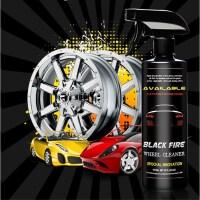 汽车轮胎钢圈轮圈轮毂清洗剂除氧化铝合金强力去污清洁上光除锈剂SN7737