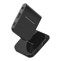 手机平板ipad通用同屏器苹果安卓type-c转HDMI+VGA高清视频传输转换器华为小米连接电视机 手机同屏器(苹果