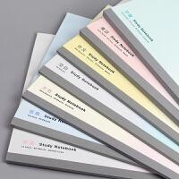 日本KOKUYO国誉科目本学生设计学习本英语方格空白音乐作文笔记本全科目本子创意小清新分类记事本小清新本子