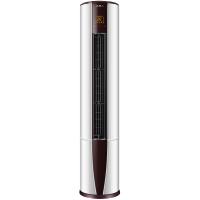 海尔小超人 3匹 柜式空调 圆柱式柜机 定频冷暖 智能物联KFR-72LW/08AH-3