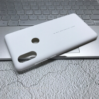 小米mix2s适配手机壳陶瓷黑MIx2s半包磨砂防摔保护壳套mix3 小米mix2s 白色手机壳