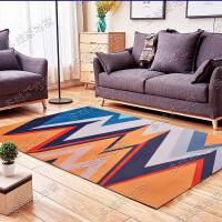 北欧风格几何图案地毯客厅茶几卧室满铺样板间地毯可洗可定制 如图花色-59