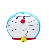 哆啦A梦 立体卡通抱枕可爱办公室午睡枕靠垫家居装饰娃娃