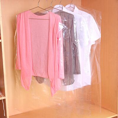 大号透明衣服防尘袋大衣羽绒服卫衣防尘罩西服衣服袋衣罩10个装 一般在付款后3-90天左右发货,具体发货时间请以与客服协商的时间为准