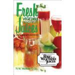 【预订】Fresh Vegetable and Fruit Juices: What's Missing in You