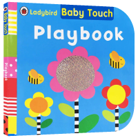 正版宝宝小瓢虫触摸游戏书 英文原版绘本 Ladybird Baby Touch Playbook 多元认知 开拓思维