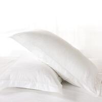 酒店棉贡缎枕芯套适用48X74cm 50X90cm