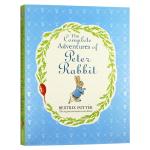 彼得兔的冒险故事合集 英文原版书 The Complete Adventures of Peter Rabbit 美国