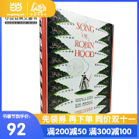 英文原版The Song of Robin Hood 罗宾汉之歌 [精装] [9-12岁]