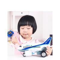 儿童玩具飞机?1-2-3-6岁男孩子仿真客机模型宝宝4玩具车抖音