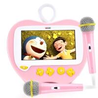 故事机可充电下载 智能卡拉OK触屏早教机宝宝益智3-6岁玩具