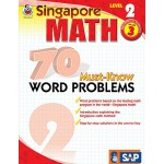 【预订】70 Must-Know Word Problems, Grade 3