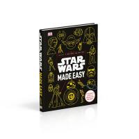 现货星球大战元素儿童百科 精装Star Wars Made Easy 英文原版 星战元素儿童百科 让孩子通过各种元素认识