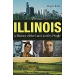 【预订】Illinois: A History of the Land and Its People 97808758