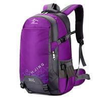 户外登山包男女旅行双肩包大容量背包高中学生书包
