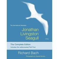 英文原版 Jonathan Livingston Seagull: The Complete Edition