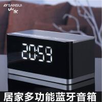 【包邮】E39无线蓝牙迷你音响插卡收音机播放器手机闹钟音箱