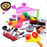�和�女孩男孩����小孩�^家家煮�仿真�N房套�b做��N具餐具玩具�