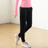 新款女士健身房跑步瑜珈舞蹈显瘦裤女 韩版瑜伽服紧身运动裤女速干长裤