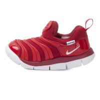 耐克(Nike)儿童鞋毛毛虫童鞋舒适运动休闲鞋343938-621 红色 小童