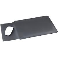 联想笔记本内胆包ThinkPad P40 Yoga电脑包14英寸保护套 防水轻薄 鼠标款 黑色1件 14寸