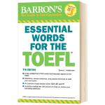 巴朗托福基础词汇 英文原版字典 Essential Words for the TOEFL 英文版词典 进口原版英语工
