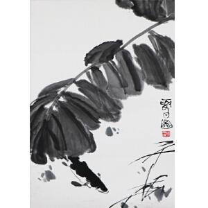 凌承纬《花鸟》      a202