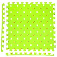 环保拼接爬行垫儿童泡沫地垫宝宝拼图游戏地板垫海绵垫防滑地垫厚