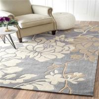 简约现代地毯客厅茶几毯卧室满铺榻榻米床边家用ins地垫北欧风格 3