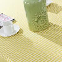 欧式桌布布艺 格子餐桌布 客厅茶几桌布长方形圆桌盖布 可定制
