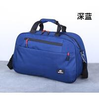 韩版时尚手提旅行包女包大容量行李袋男可套拉杆单肩背包健身运动 大