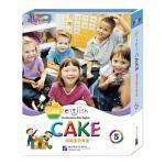 新东方 泡泡宝贝英语5(English Cake 5)(点读版) 教材 幼儿英语 启蒙 幼儿园课本