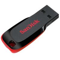 Sandisk�W迪 64GB U�P 酷刃 CZ50 64g USB2.0 64G���P CZ50 64G 酷刃 64G U