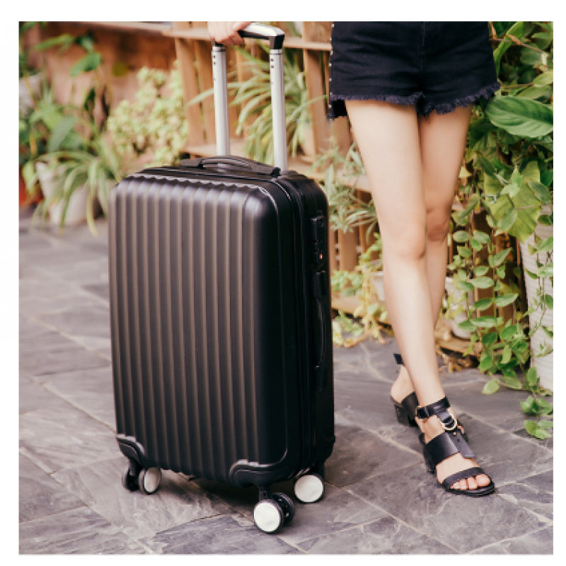 拉杆箱万向轮登机密码箱旅行箱学生男24寸行李箱女20寸26皮箱子潮 发货周期:一般在付款后2-90天左右发货,具体发货时间请以与客服协商的时间为准