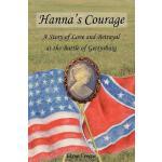 【预订】Hanna's Courage: A Story of Love and Betrayal at th