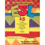 【预订】ESL Active Learning Lessons: 15 Complete Content-Based