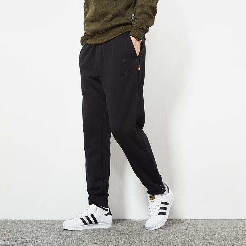 NIKE耐克 男裤 骑士队运动裤休闲小脚长裤 AH4266-010 骑士队运动裤休闲小脚长裤