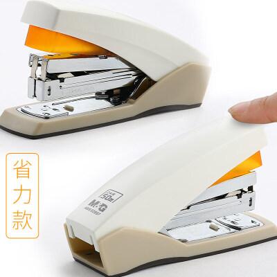 【支持礼品卡】订书机小办公迷你号钉书 学生用大标准型多功能定书装钉器kq1 简单 方便