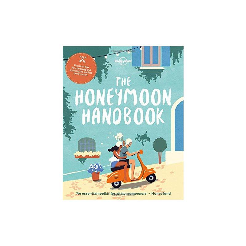 The Honeymoon Handbook 英文原版 Lonely Planet 孤独星球蜜月旅行指南