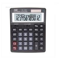 得力1253计算器/12位计算器/桌上型计算器