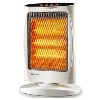 时尚家用电暖器 取暖器家用小太阳电暖气 台式摇头办公暖风