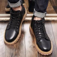 冬季高帮内增高男士棉鞋保暖加绒加厚高绑高腰冬天鞋子鞋潮srr