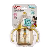 【当当自营】Pigeon 贝亲 Disney Magmag PPSU 阶段式训练奶嘴杯(黄色-米奇宝宝)DA113