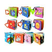 儿童早教书妈妈布书0-3岁10本套装 宝宝 婴儿玩具0-1-3岁2