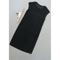 [10-201]女裙子打底女装两件套连衣裙25